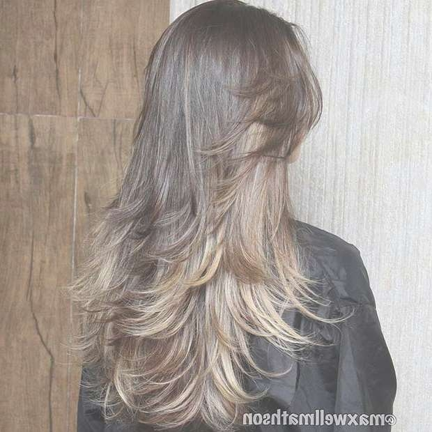 31 Beautiful Long Layered Haircuts | Stayglam Throughout Most Current Long Haircut With Layers (View 2 of 25)
