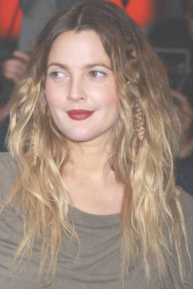 31 Best Wavy Hairstyles Images On Pinterest | Beach Wave Hair With Regard To Best And Newest Hippie Medium Hairstyles (View 12 of 15)