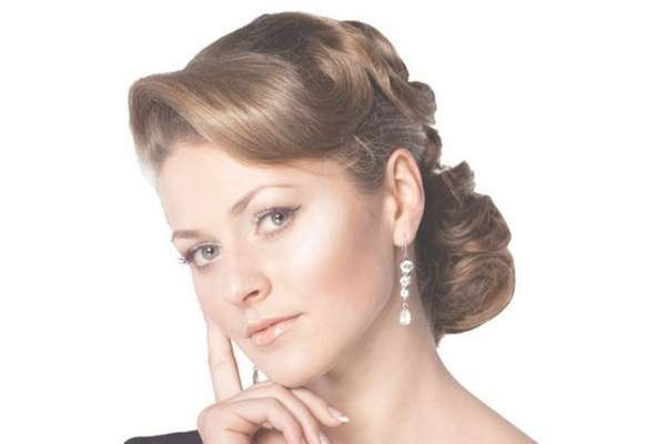 31 Simple And Easy 50S Hairstyles With Tutorials – Beautified Designs Intended For Latest 1950 Medium Hairstyles (View 7 of 25)