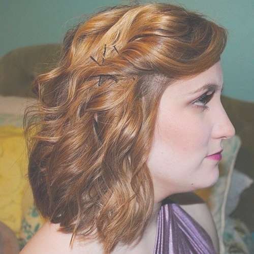 33 Best Medium Hairstyles Images On Pinterest | Hairdos, Hair Cut Throughout Most Recent Medium Hairstyles For Formal Event (View 15 of 15)