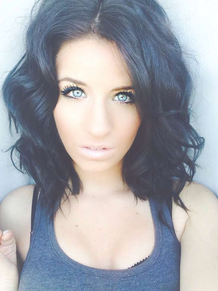 33 Stunning Hairstyles For Black Hair 2018 – Pretty Designs With Regard To Current Medium Hairstyles For Black Hair (View 23 of 25)