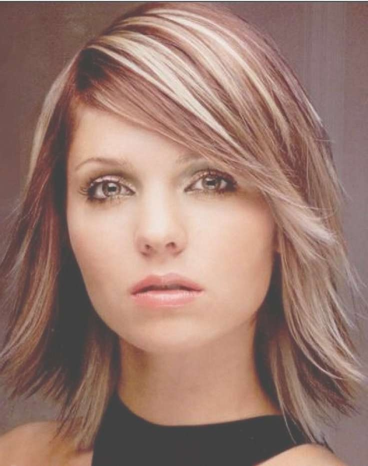 34 Best Hair Cuts Images On Pinterest | Hair Dos, Hair Ideas And With Most Recently Medium Medium Hairstyles With Layers (View 3 of 25)
