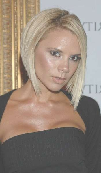 34 Best Posh Spice Hair Images On Pinterest | Hair Cut, Short Within Current Posh Spice Medium Hairstyles (View 4 of 15)