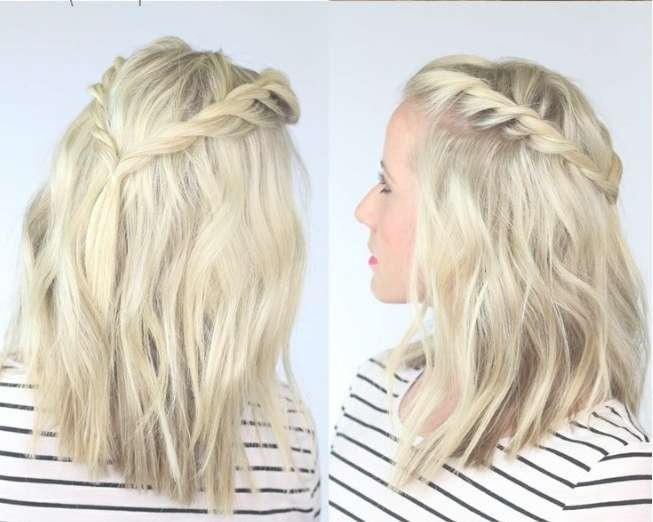 34 Boho Hairstyles Ideas | Styles Weekly In Most Recently Boho Medium Hairstyles (View 4 of 25)
