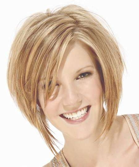 35 Layered Bob Hairstyles | Short Hairstyles 2016 – 2017 | Most Intended For Bob Haircuts With Layers (View 8 of 25)