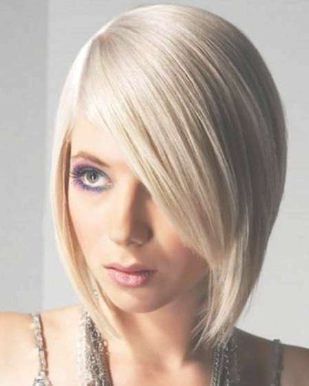 35 Layered Bob Hairstyles | Short Hairstyles 2016 – 2017 | Most Intended For Bob Hairstyles With Fringe (View 21 of 25)