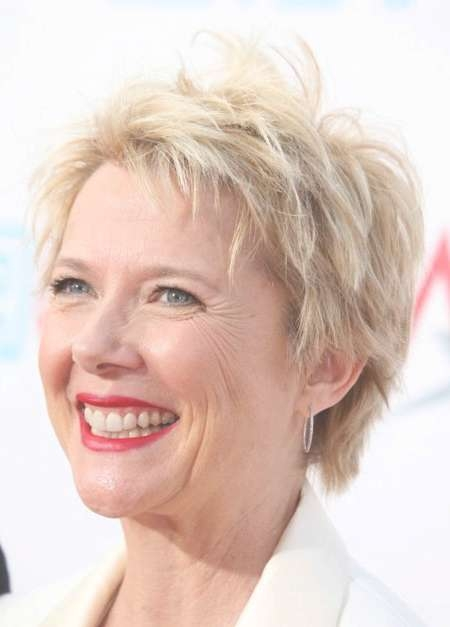 35 Short Hair For Older Women | Short Hairstyles 2016 – 2017 Intended For Most Current Medium Haircuts For Seniors (View 6 of 15)