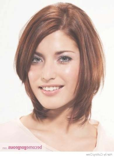 36 Best Flippy Bob Haircuts Images On Pinterest | Hair Cut, Short Pertaining To Latest Heavy Layered Medium Hairstyles (View 11 of 25)