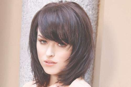 37 Chic Medium Shag Hairstyles & Haircuts For Women 2018 With Most Current Layered Medium Hairstyles (View 12 of 25)