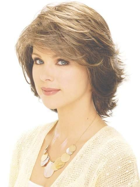 38 Best Haircuts Images On Pinterest | Hair Cut, Chin Length For Recent Trendy Medium Haircuts For Round Faces (View 7 of 25)