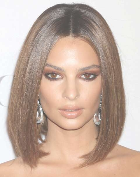 38 Bob Hairstyles For 2018 – Bob Haircuts To Copy This Year Intended For Celebrity Bob Haircuts (View 11 of 25)