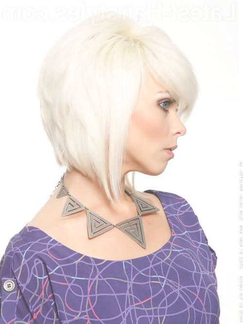 Featured Photo of Dramatic Medium Hairstyles