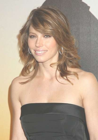 4 Fabulous Medium Layered Hairstyles For 2014 – Pretty Designs Intended For Newest Medium Hairstyles Brunette Layers (View 6 of 25)
