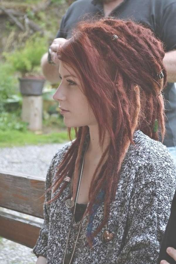 40 Adorable Hippie Hairstyles To Make You Look Cool Regarding Most Up To Date Hippie Medium Hairstyles (View 9 of 15)