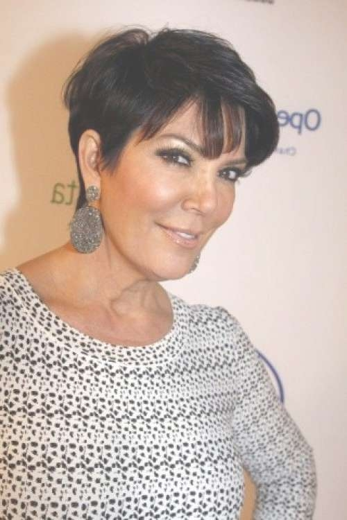 40 Best Kris Jenner Haircut Images On Pinterest | Kris Jenner Regarding Latest Medium Haircuts Kris Jenner (View 17 of 25)