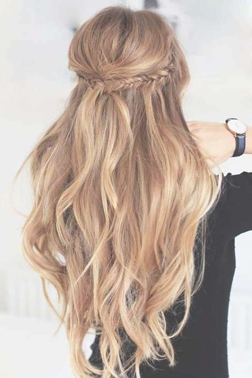 40+ Best Prom Hairstyles For Long Hair | Long Hairstyles 2017 Inside Most Recently Long Hairstyle For Prom (View 11 of 25)