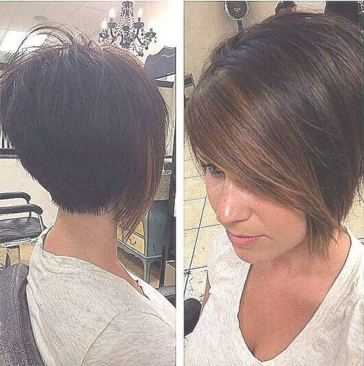40 Cool And Contemporary Short Haircuts For Women | Bob Hairstyle With Bob Haircuts For Short Hair (View 8 of 25)