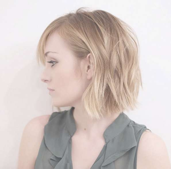 40 Super Chic Blunt Bob Hairstyles – Style Skinner Pertaining To Blunt Bob Hairstyles (View 15 of 25)