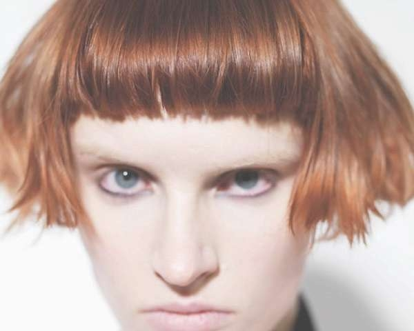 40 Wonderful Short Bob Hairstyles – Slodive Intended For Short Bob Hairstyles With Fringe (View 6 of 25)