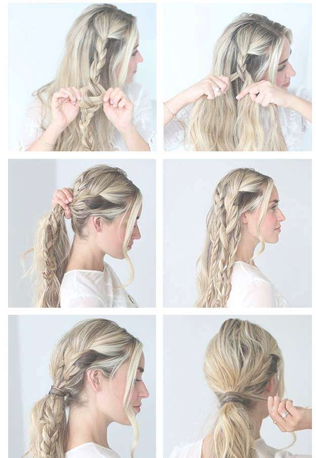 41 Best Hairstyles For Summer – The Goddess With Current Medium Hairstyles For A Party (View 23 of 25)