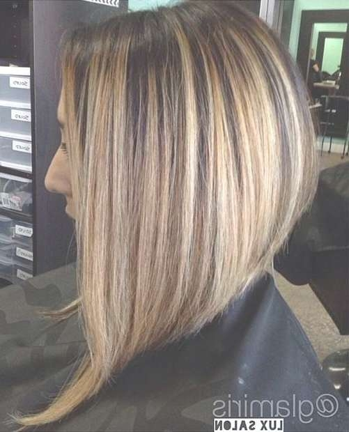 41 Best Inverted Bob Hairstyles | Page 2 Of 4 | Stayglam With Regard To Most Popular Inverted Bob Medium Haircuts (View 18 of 25)