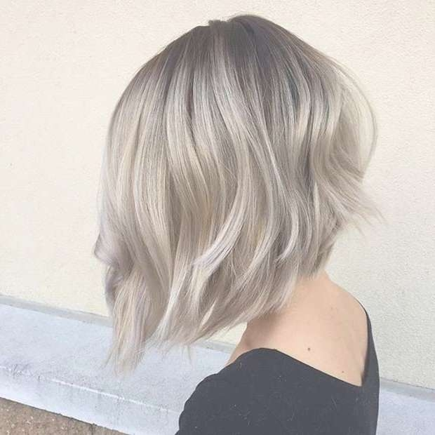 41 Best Inverted Bob Hairstyles | Stayglam Throughout Inverted Bob Hairstyles (View 17 of 25)