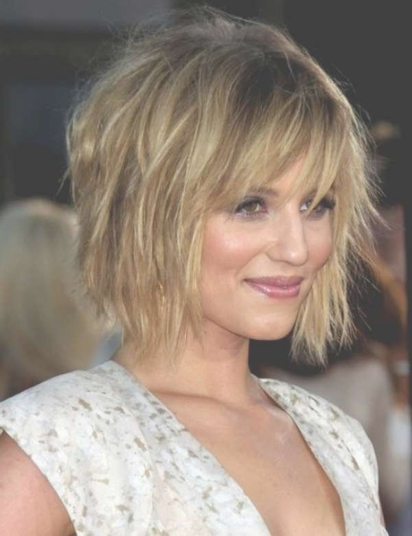 41 Quick And Cute Messy Hairstyles [2018] – Beautified Designs Pertaining To Newest Messy Medium Haircuts (View 12 of 25)