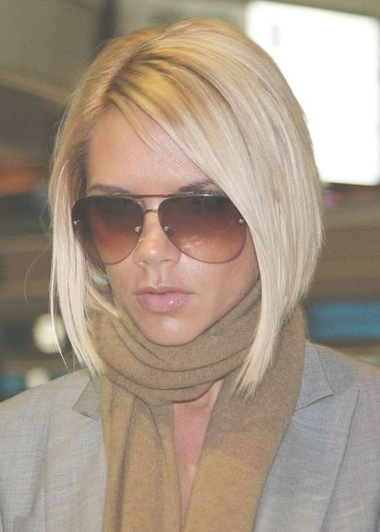 45 Victoria Beckham Hairstyles For Most Current Victoria Beckham Medium Hairstyles (View 18 of 25)