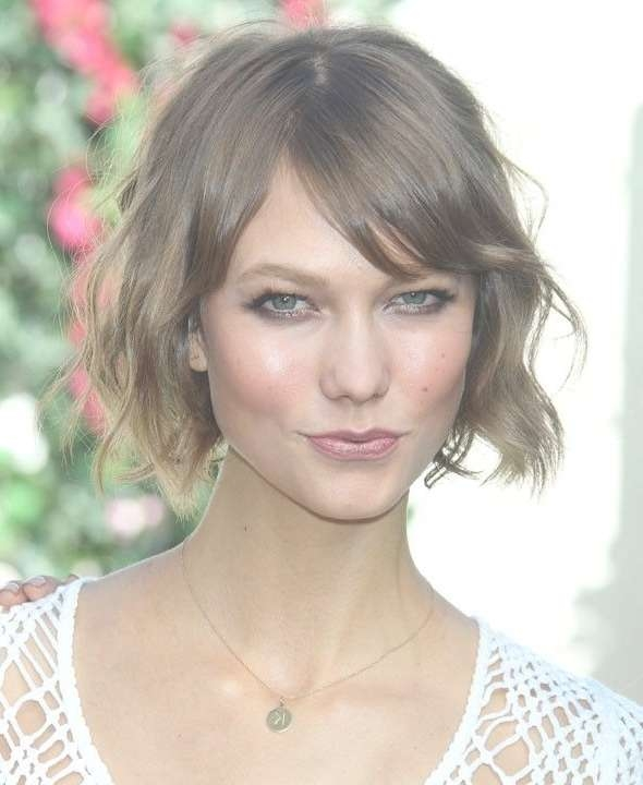 453 Best Hair Images On Pinterest | Hair Cut, Short Hair And Plaits For Most Popular Karlie Kloss Medium Haircuts (View 19 of 25)