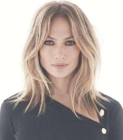 46 Best Medium Hairstyles For Women Images On Pinterest | Medium Regarding Most Popular Jennifer Lopez Medium Haircuts (View 14 of 25)