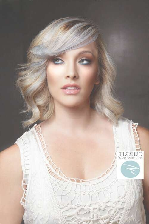 47 Awesome Wavy Bob Hairstyles You've Never Tried Before Pertaining To Wavy Bob Hairstyles (View 24 of 25)