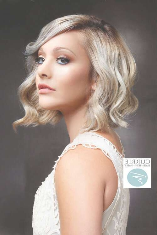 47 Awesome Wavy Bob Hairstyles You've Never Tried Before Throughout Wavy Bob Hairstyles (View 5 of 25)
