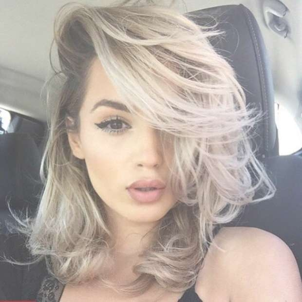47 Hot Long Bob Haircuts And Hair Color Ideas | Page 2 Of 5 | Stayglam Throughout Hot Bob Haircuts (View 6 of 25)