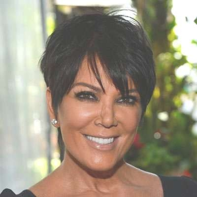 5 Celebrity Endorsed Short Hairstyles For Women Over 50 Regarding Current Medium Haircuts Kris Jenner (View 8 of 25)