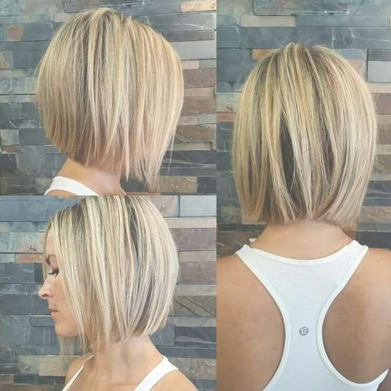 50 Amazing Blunt Bob Hairstyles You'd Love To Try – Bob Haircuts Throughout Blunt Bob Haircuts (View 8 of 25)