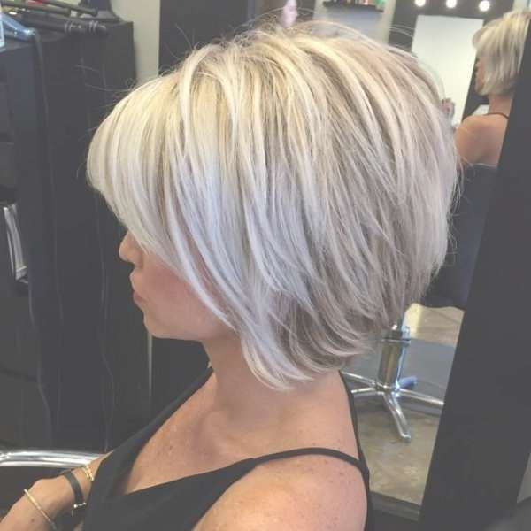 50 Best Inverted Bob Hairstyles 2018 – Inverted Bob Haircuts Ideas With Inverted Bob Hairstyles (View 18 of 25)