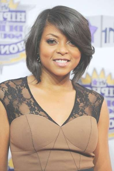 50 Best Short Hairstyles For Black Women | Herinterest/ With Latest Medium Haircuts For Black Women With Round Faces (View 16 of 25)