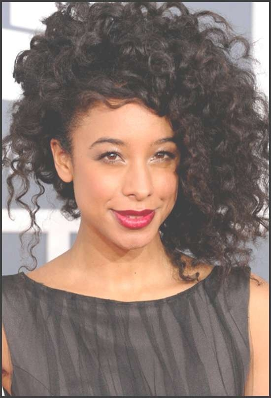 50 Boldest Short Curly Hairstyles For Black Women [2018] For Current Very Medium Haircuts For Black Women (View 23 of 25)