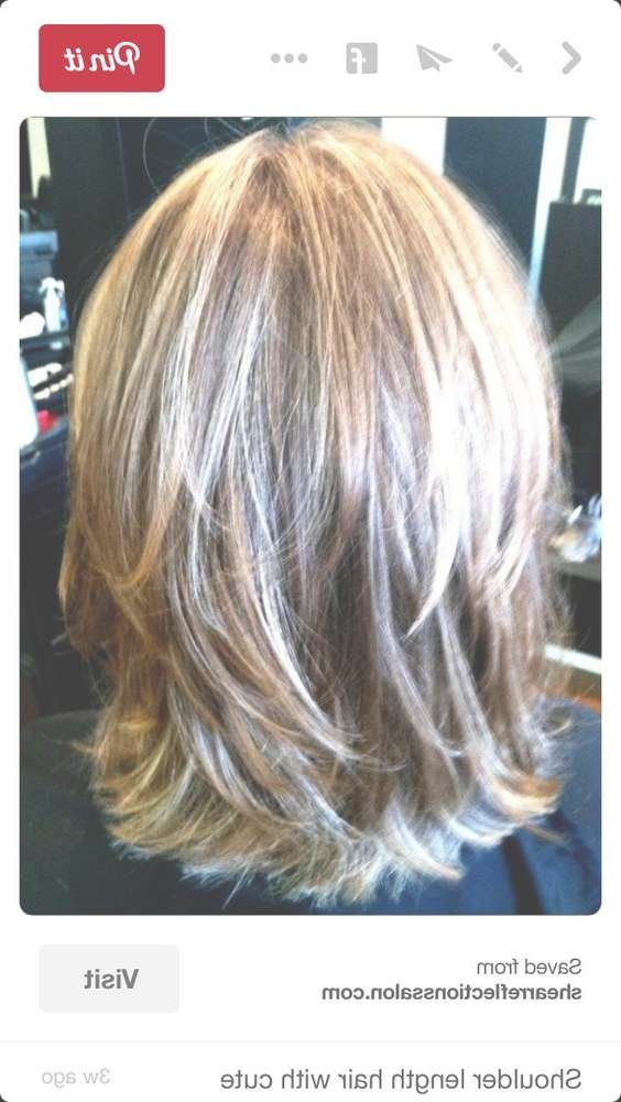 Featured Photo of Medium Haircuts With Lots Of Layers