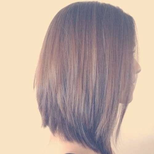 50 Dazzling Medium Length Hairstyles | Hair Motive Hair Motive Within 2018 Medium Haircuts For Thick Straight Hair (View 17 of 25)