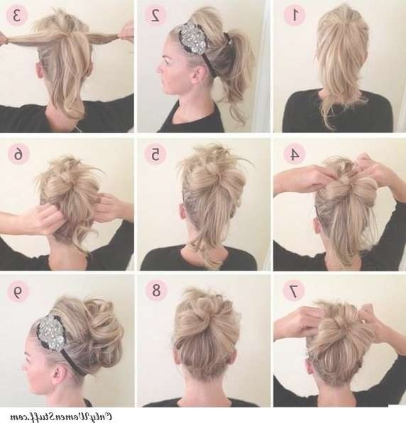 50+ Easy Prom Hairstyles & Updos Ideas (Stepstep) Within Current Medium Hairstyles For Prom Updos (View 3 of 15)