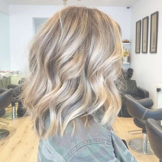 50 Hottest Balayage Hairstyles For Short Hair – Balayage Hair Within Recent Medium Hairstyles With Balayage (View 8 of 15)