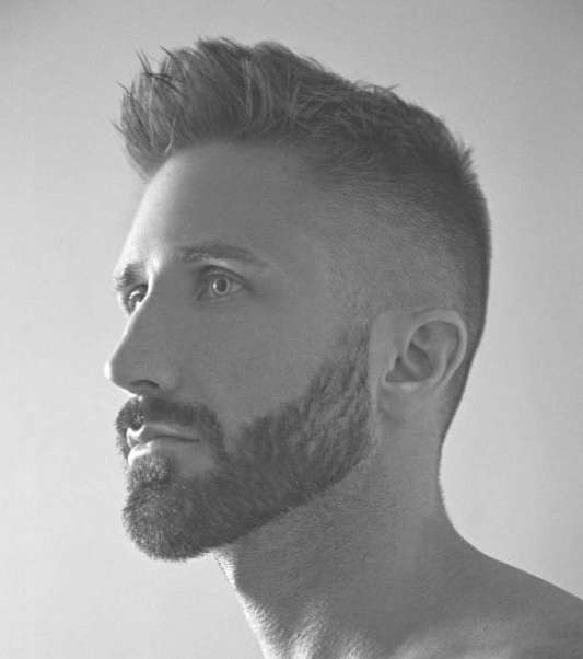 50 Shaved Sides Hairstyles For Men – Throwback Haircuts Throughout Current Medium Hairstyles Shaved Side (View 25 of 27)