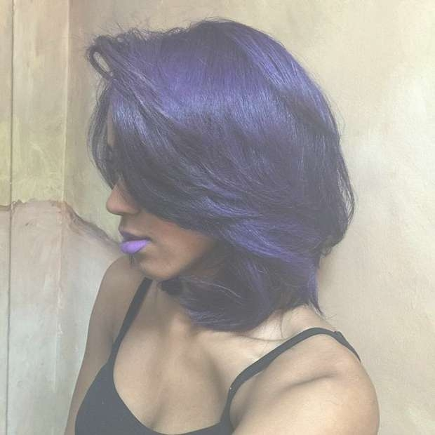 50 Short Hairstyles For Black Women | Stayglam Throughout Most Recent Medium Hairstyles With Color For Black Women (View 15 of 15)