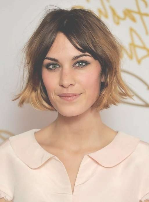 500+ Pictures Of Short Hairstyles | Very Short, Sexy, Sassy Intended For 2018 Cropped Medium Hairstyles (View 5 of 15)