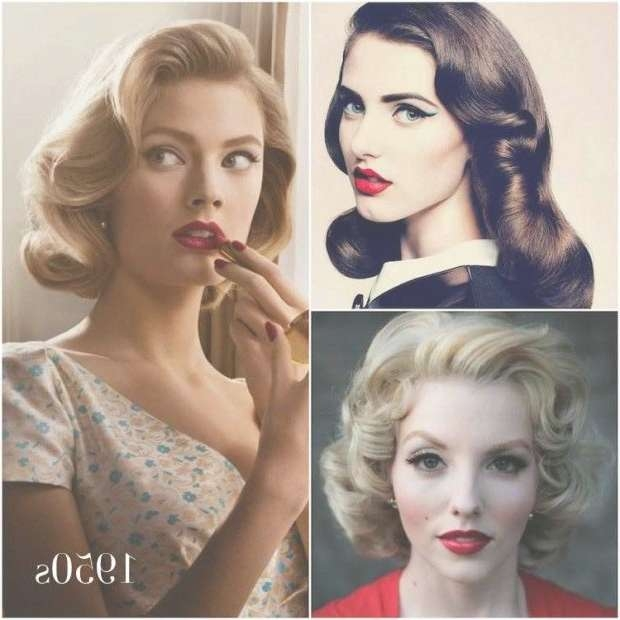 Featured Photo of 1950S Medium Hairstyles
