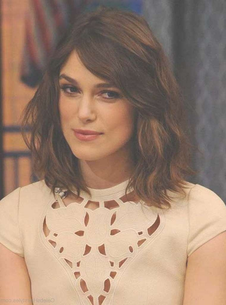 51 Attractive Hairstyles Of Keira Knightley With Most Popular Keira Knightley Medium Haircuts (View 8 of 25)