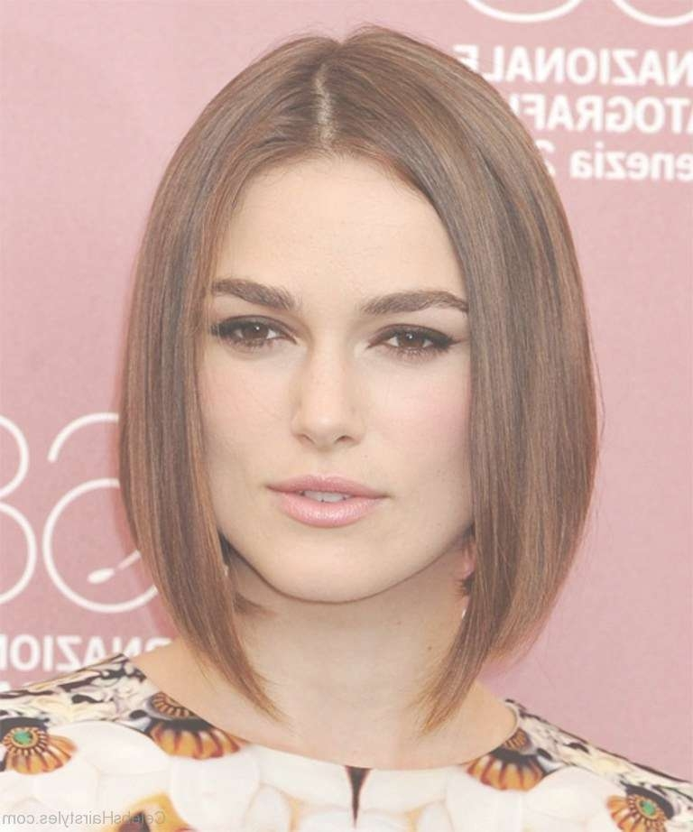 51 Attractive Hairstyles Of Keira Knightley Within Best And Newest Keira Knightley Medium Haircuts (View 17 of 25)