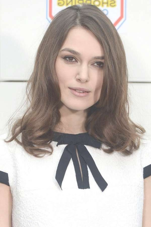 52 Beautiful Mid Length Hairstyles With Pictures [2018 Throughout 2018 Keira Knightley Medium Hairstyles (View 14 of 15)