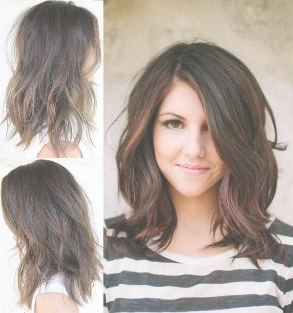 52 Best Hairstyles Images On Pinterest | Hair Cut, Hairstyles And Inside Best And Newest Fall Medium Hairstyles (View 10 of 25)